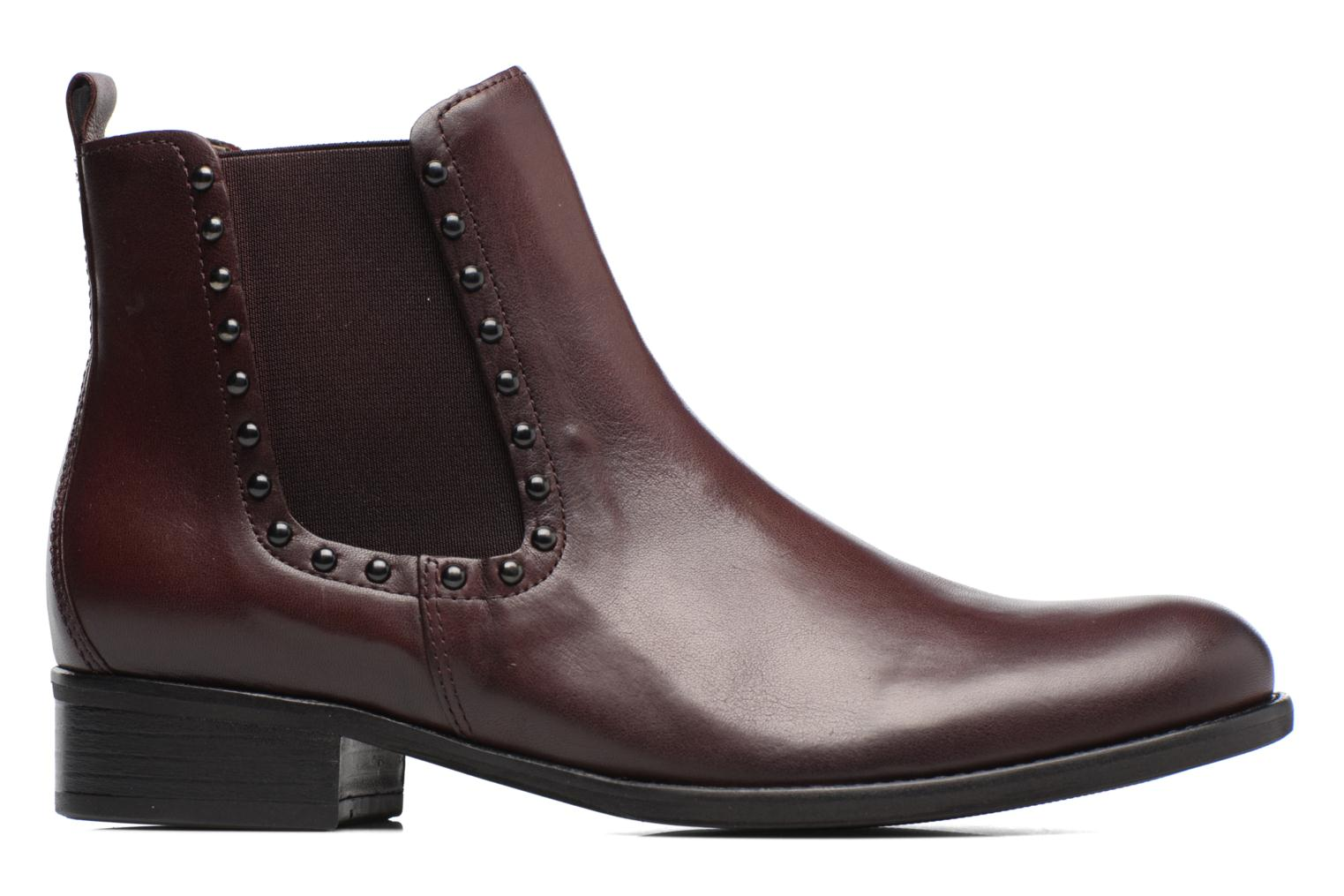 Ankle boots Gabor Angy Burgundy back view