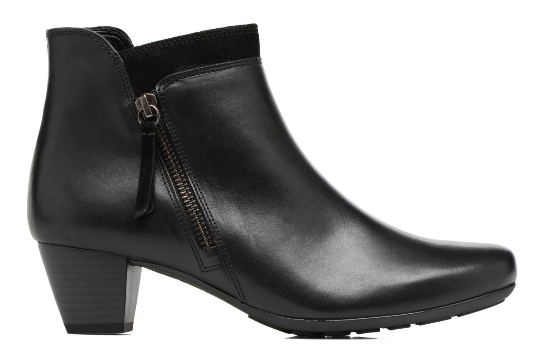 Bottines et boots Gabor Jule Noir vue derrière