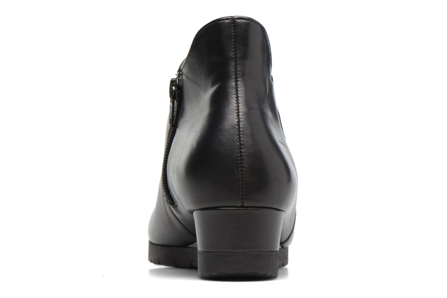 Ankle boots Gabor Katharina Black view from the right