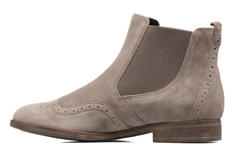 Bottines et boots Gabor Emilia Beige vue face