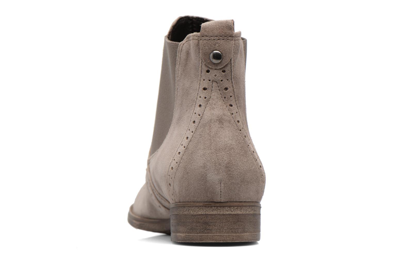 Bottines et boots Gabor Emilia Beige vue droite