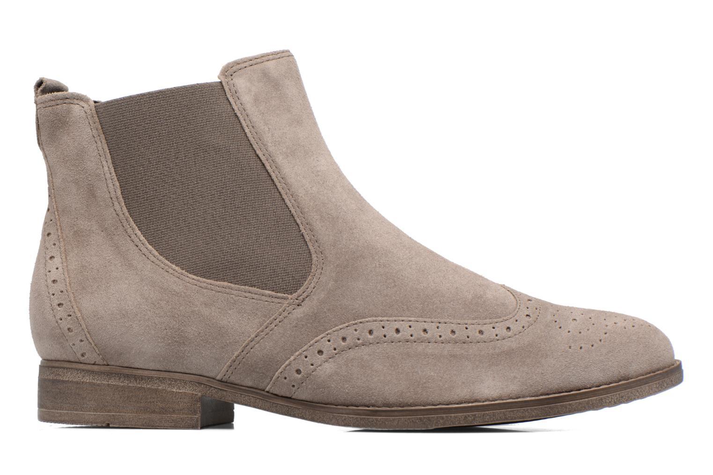 Stiefeletten & Boots Gabor Emilia beige ansicht von hinten
