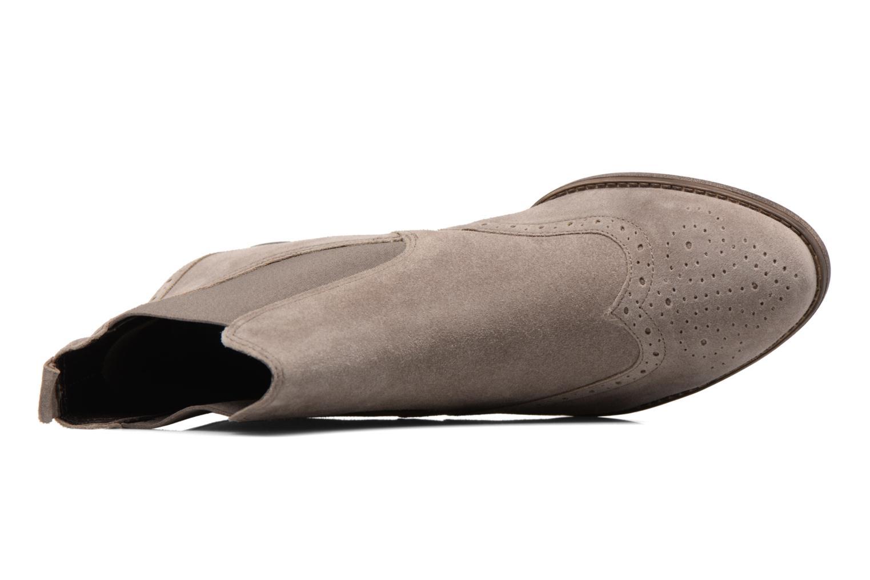 Stiefeletten & Boots Gabor Emilia beige ansicht von links