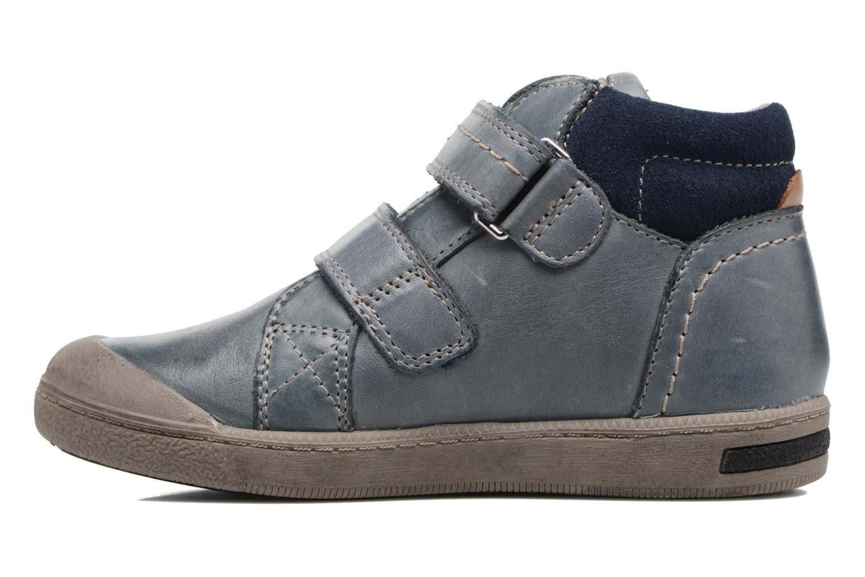 Sneakers Noël Yuan ST Azzurro immagine frontale