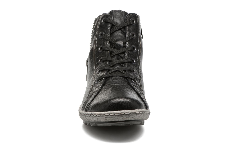 Baskets Remonte Gaya R1472 Noir vue portées chaussures