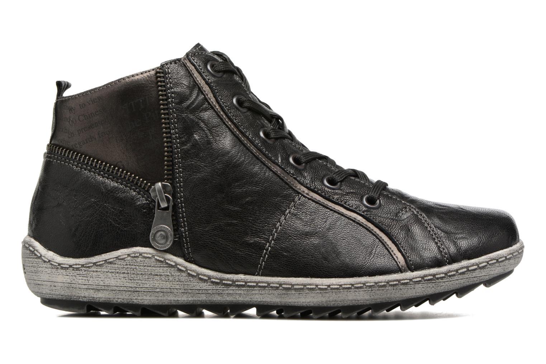 Sneakers Remonte Gaya R1472 Zwart achterkant