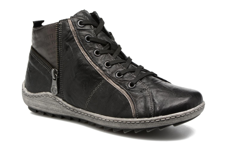 Sneakers Remonte Gaya R1472 Zwart detail