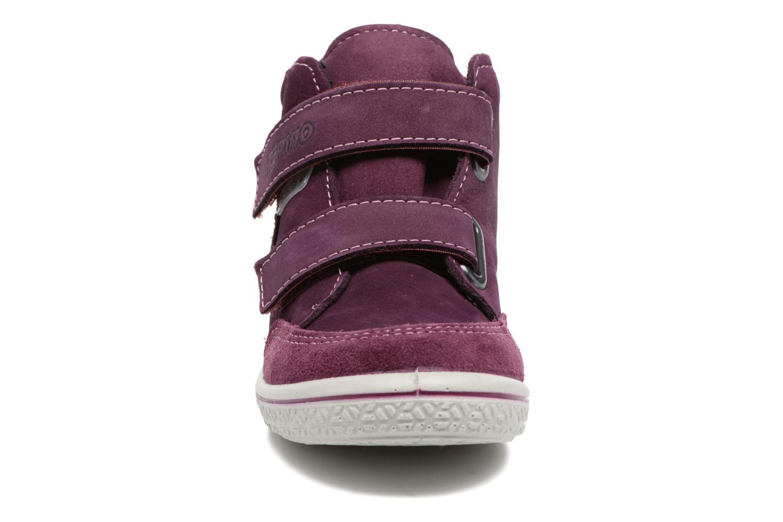 Baskets PEPINO Lara Violet vue portées chaussures