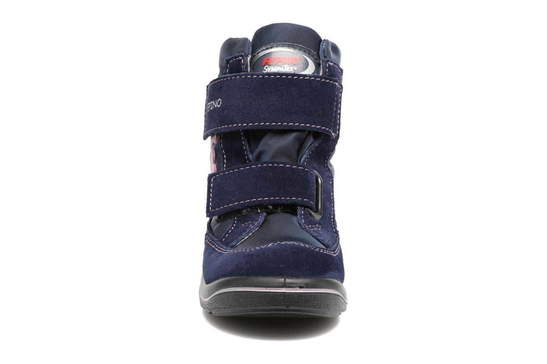 Bottines et boots PEPINO Hildi Bleu vue portées chaussures