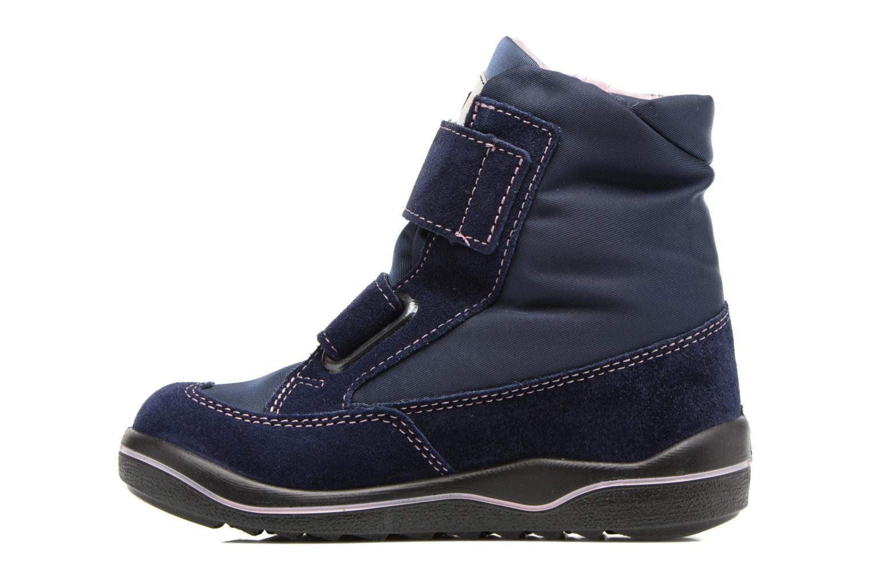Bottines et boots PEPINO Hildi Bleu vue face