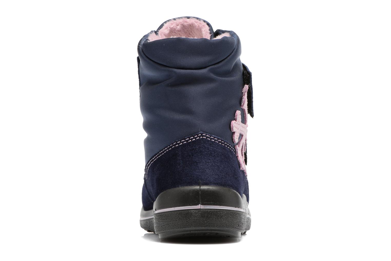 Bottines et boots PEPINO Hildi Bleu vue droite