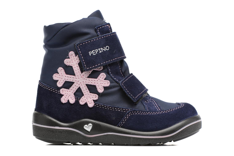 Bottines et boots PEPINO Hildi Bleu vue derrière