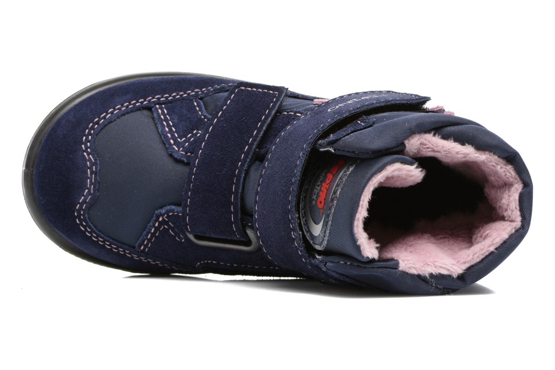 Bottines et boots PEPINO Hildi Bleu vue gauche