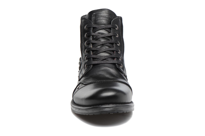 Bottines et boots Redskins Yvori Noir vue portées chaussures