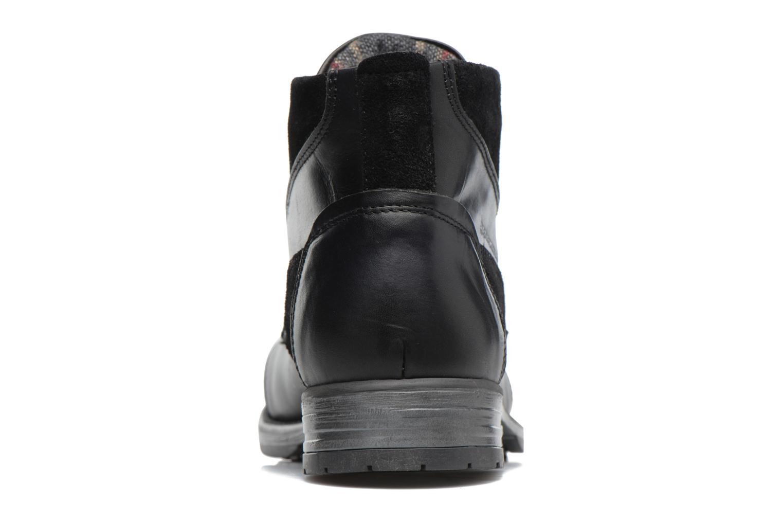 Bottines et boots Redskins Yvori Noir vue droite