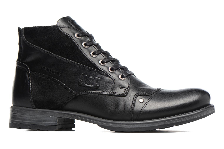 Bottines et boots Redskins Yvori Noir vue derrière