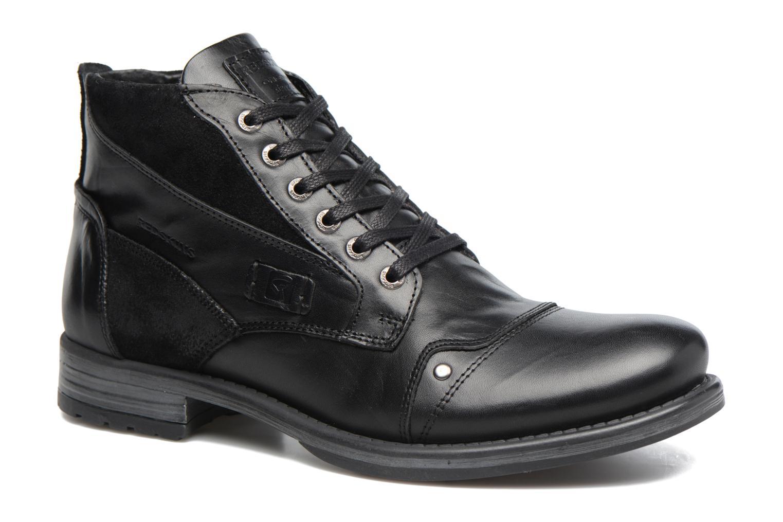 Bottines et boots Redskins Yvori Noir vue détail/paire