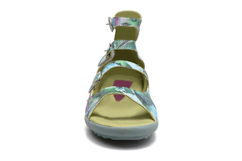 Sandales et nu-pieds Pataugas MUSE/MURRAY_1 Multicolore vue portées chaussures