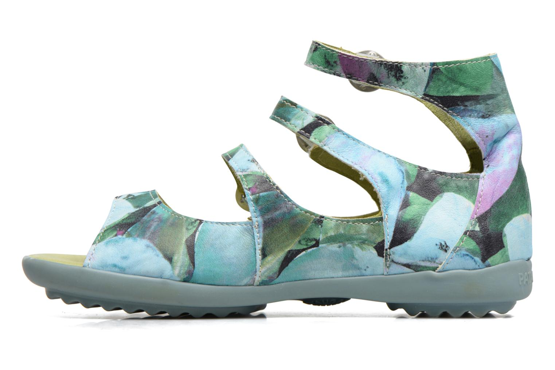 Sandales et nu-pieds Pataugas MUSE/MURRAY_1 Multicolore vue face