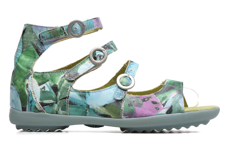 Sandales et nu-pieds Pataugas MUSE/MURRAY_1 Multicolore vue derrière