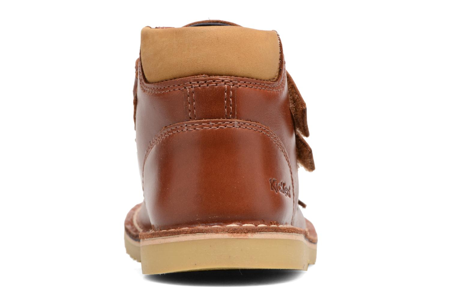 Tan Leather Kickers Kickers Twin Twin Kickers Tan Tan Adlar Leather Adlar Kickers Adlar Leather Twin HXWFwT
