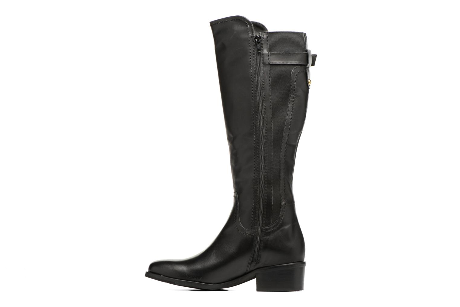 Boots & wellies Georgia Rose Lacav Black front view
