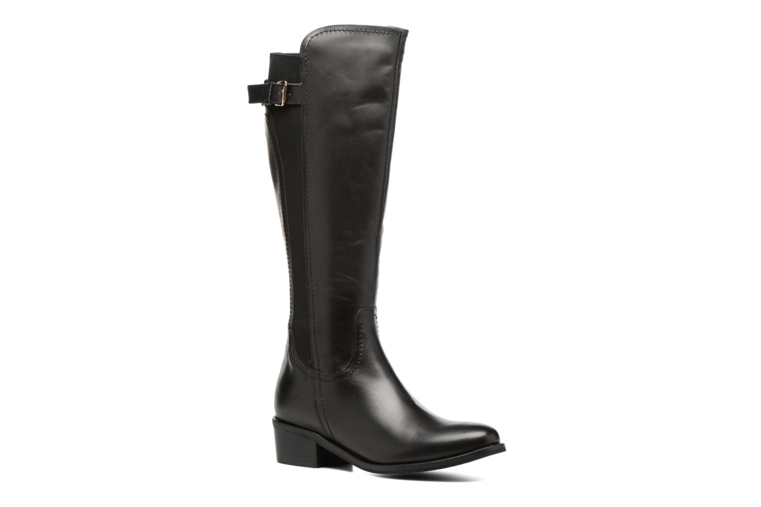 Boots & wellies Georgia Rose Lacav Black detailed view/ Pair view