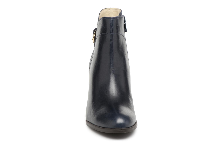 Bottines et boots Georgia Rose Lylia Bleu vue portées chaussures