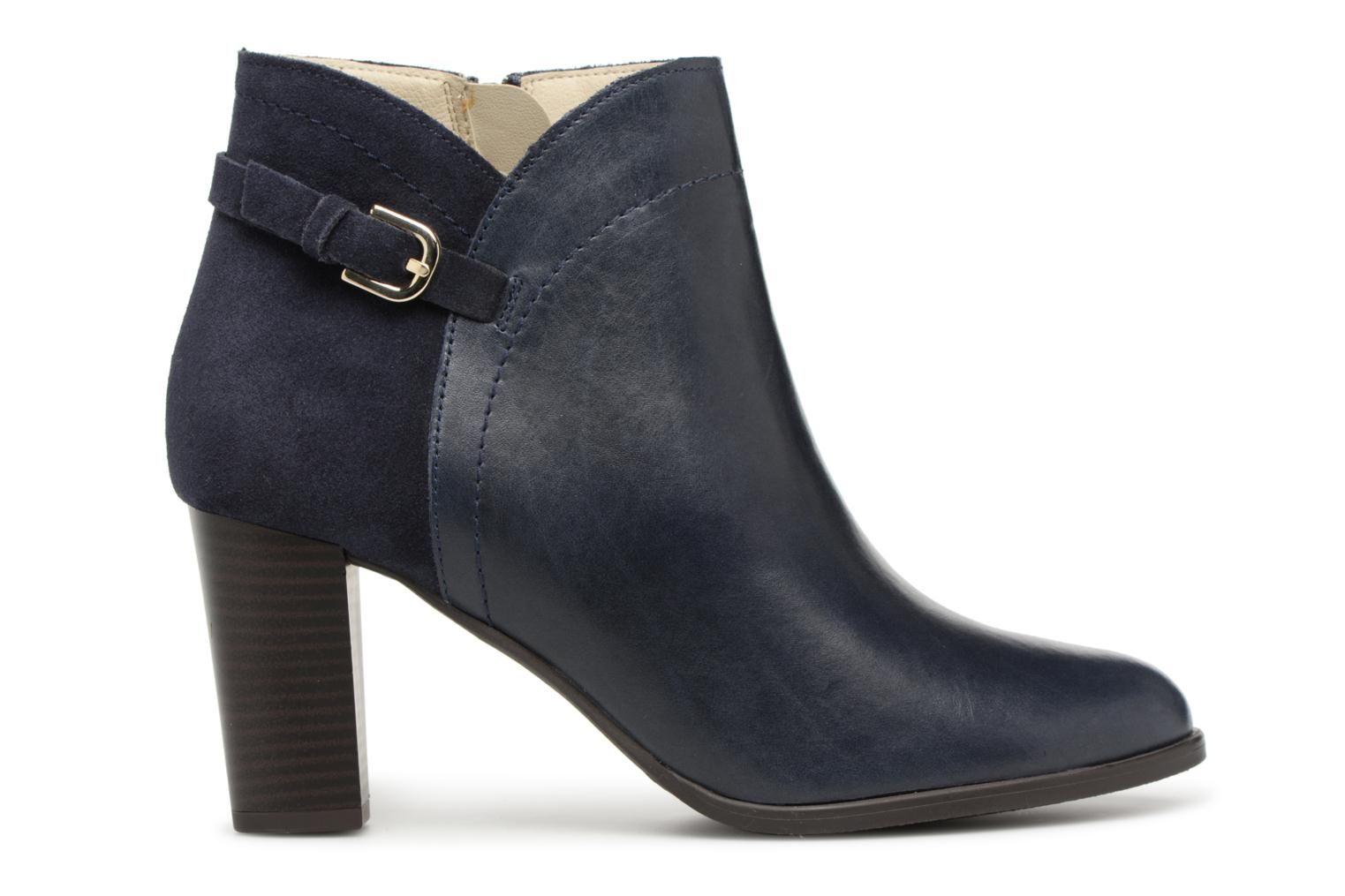 Ankle boots Georgia Rose Lylia Blue back view