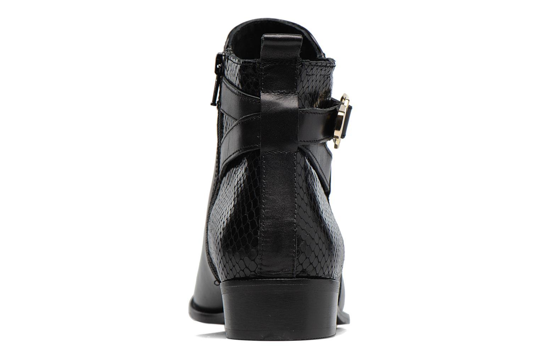 Stiefeletten & Boots Georgia Rose Lavanda schwarz ansicht von rechts