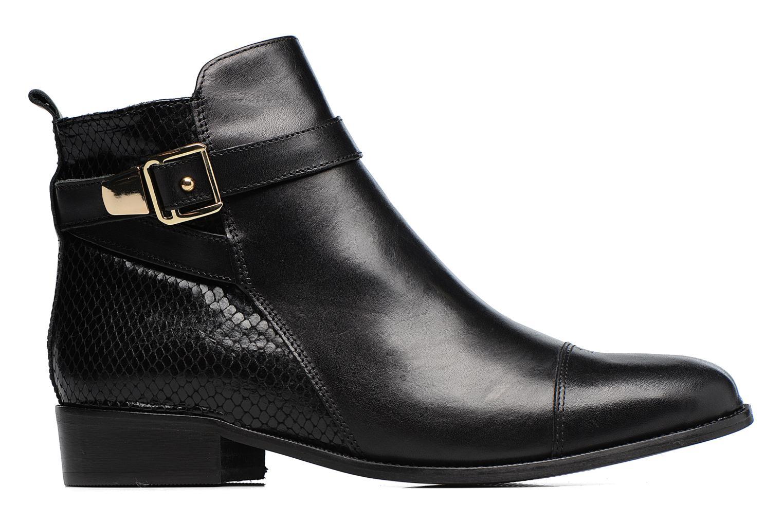 Stiefeletten & Boots Georgia Rose Lavanda schwarz ansicht von hinten