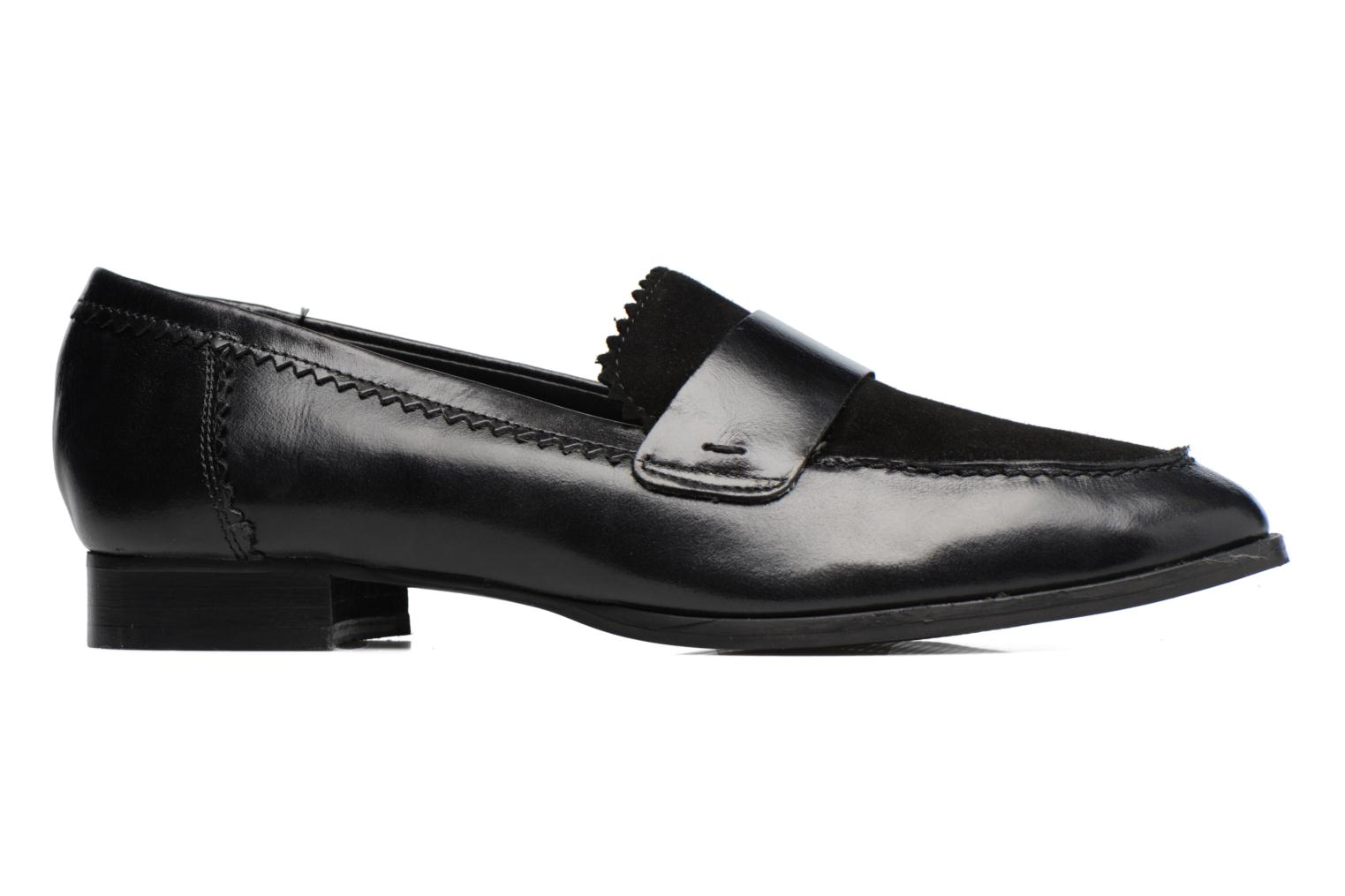 Loafers Georgia Rose Lesly Black back view