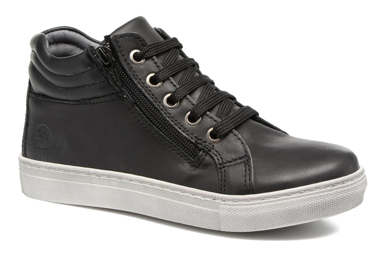 Sneakers Melania POLACCO LACCI Zwart detail