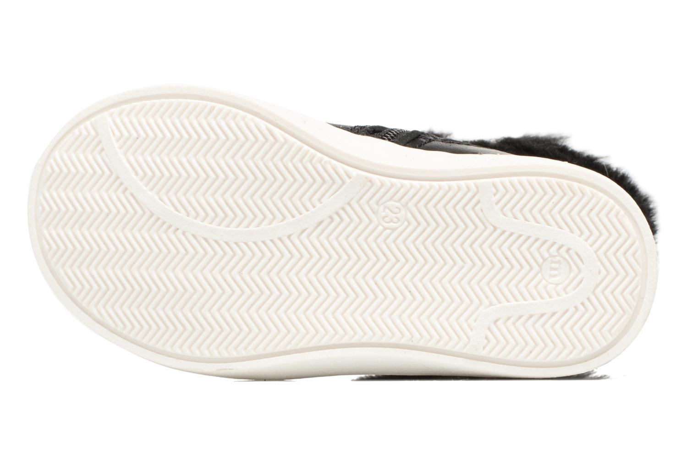 Stiefel Melania STIVALE FIBBIA schwarz ansicht von oben