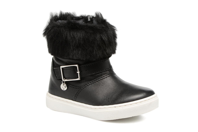 Boots & wellies Melania STIVALE FIBBIA Black detailed view/ Pair view