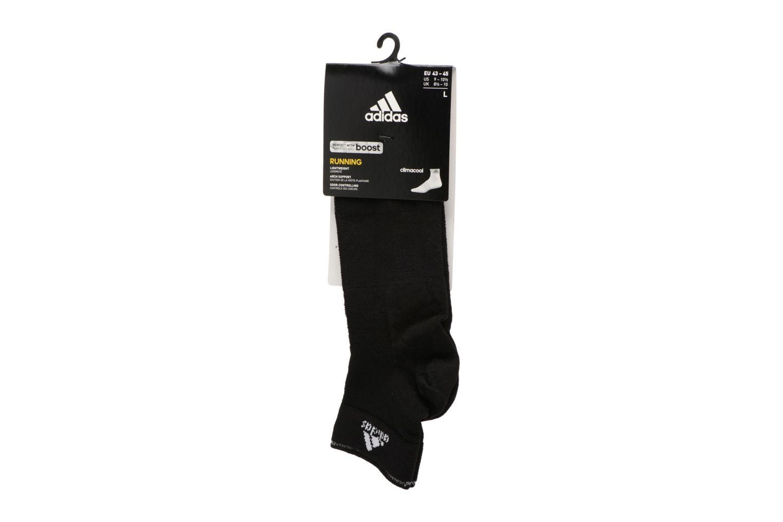 Chaussettes et collants Adidas Performance R LIGH ANK T 1P Noir vue portées chaussures
