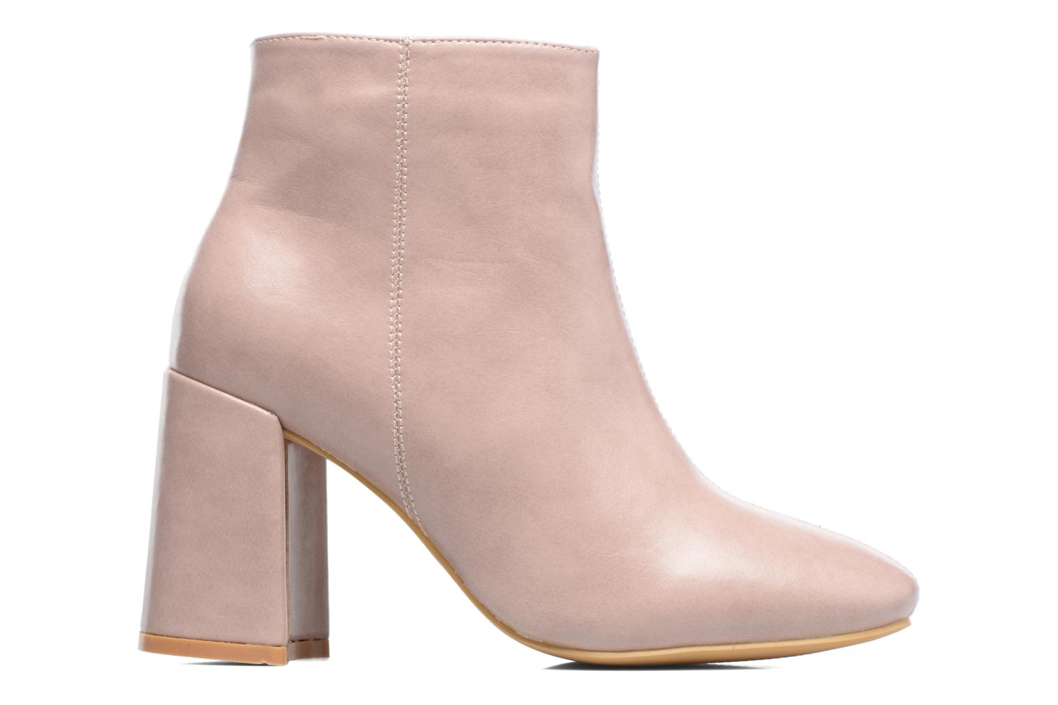 Ankle boots I Love Shoes CORINA Pink back view