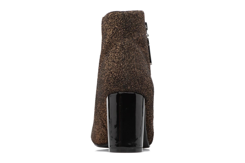 Bottines et boots I Love Shoes CRISTINA Or et bronze vue droite