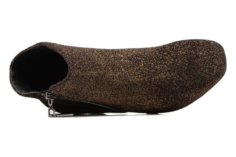 Bottines et boots I Love Shoes CRISTINA Or et bronze vue gauche