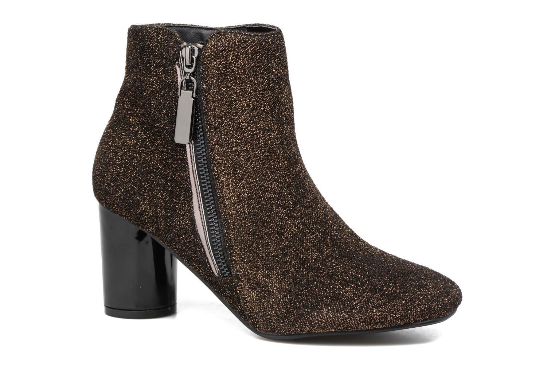 Bottines et boots I Love Shoes CRISTINA Or et bronze vue détail/paire
