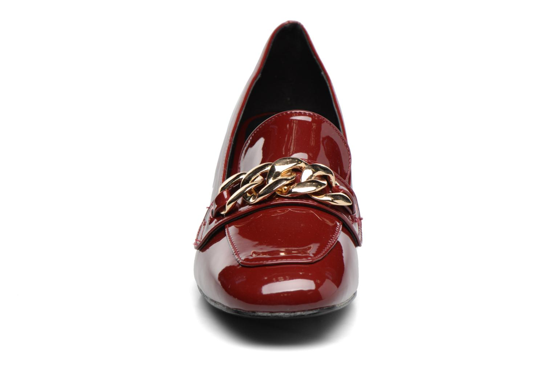 Mocassini I Love Shoes CELINA Bordò modello indossato