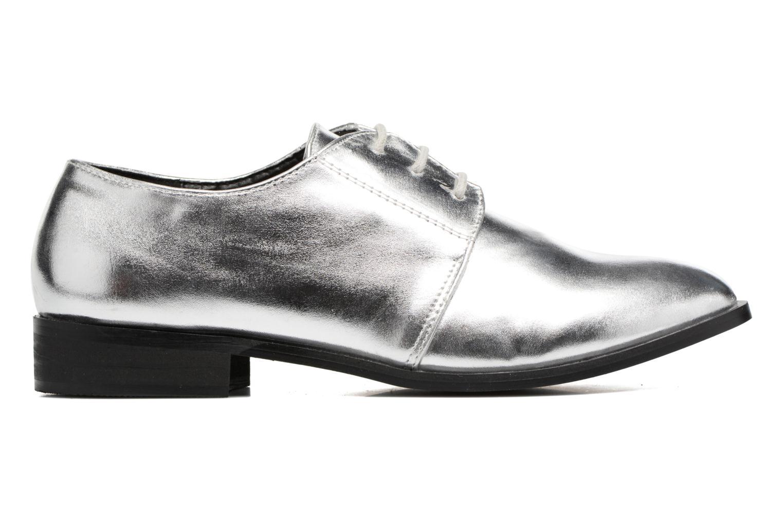 Chaussures à lacets I Love Shoes CLEMIA Argent vue derrière
