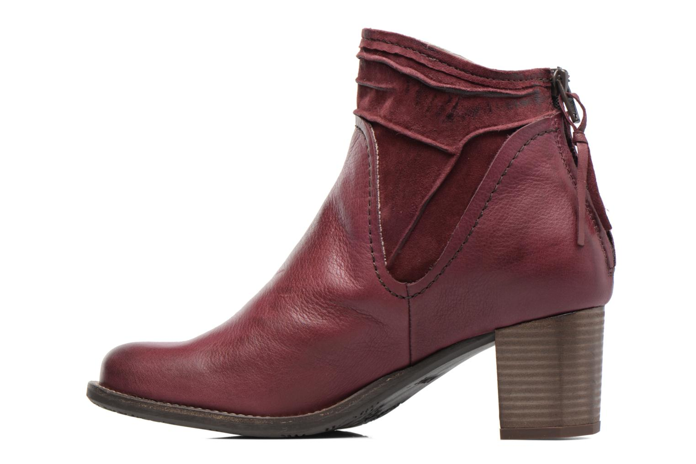 Bottines et boots Dkode Candy Violet vue face