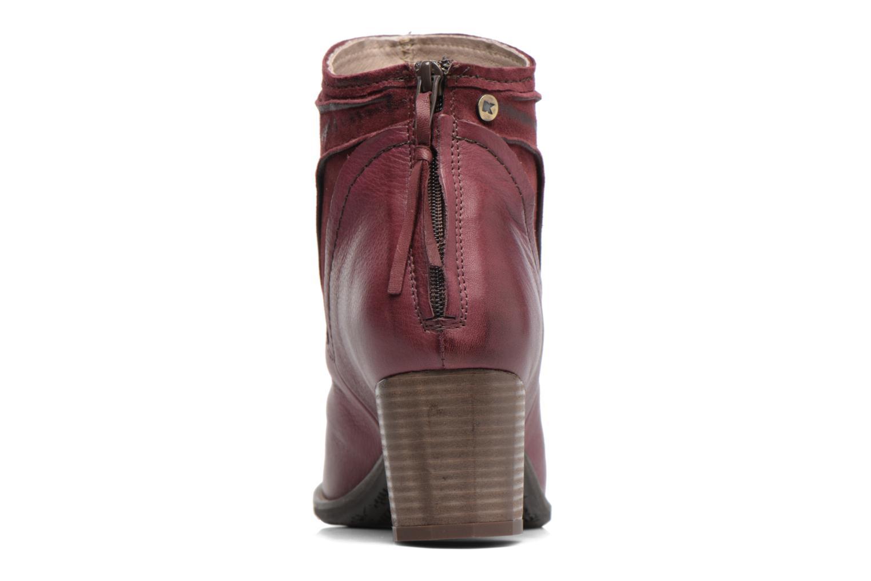 Bottines et boots Dkode Candy Violet vue droite