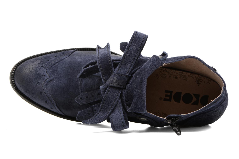 Violette Deep Navy 017