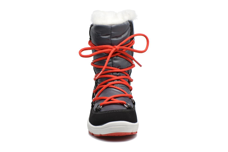 Sportschuhe SARENZA POP MOWFLAKE Bottes de neige  Snow boots grau schuhe getragen