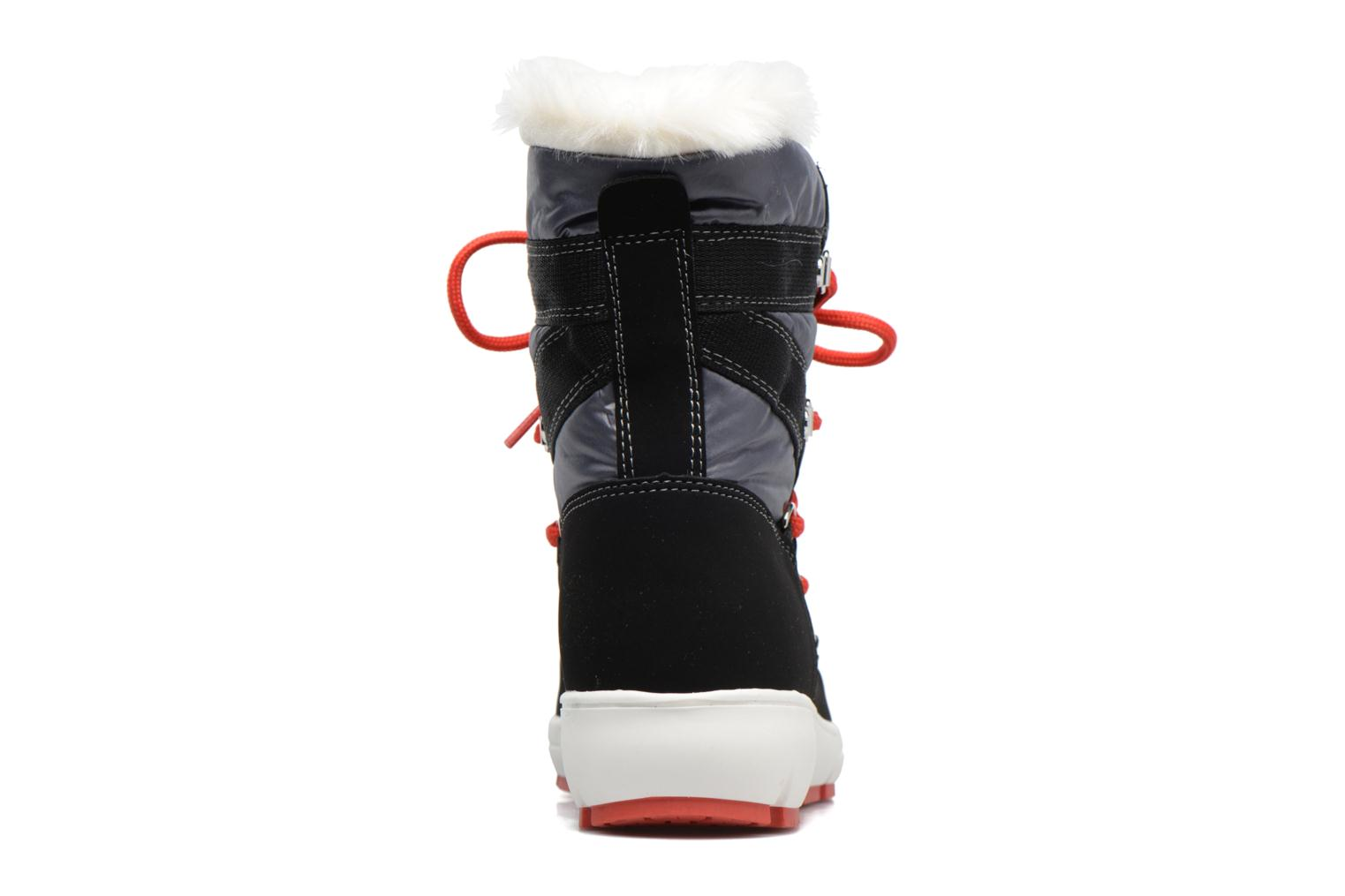 Sport shoes SARENZA POP MOWFLAKE Bottes de neige  Snow boots Grey view from the right