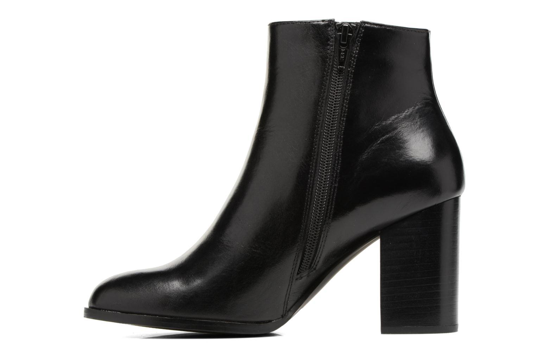 Bottines et boots Mellow Yellow Ceanothe Noir vue face