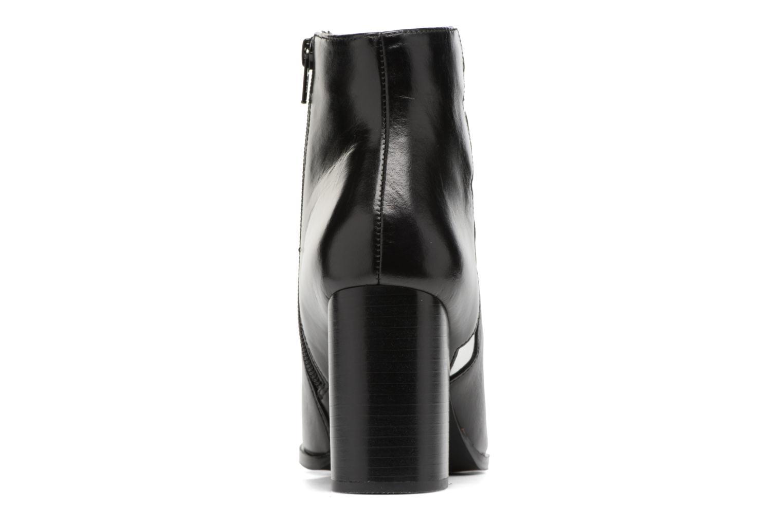 Bottines et boots Mellow Yellow Ceanothe Noir vue droite