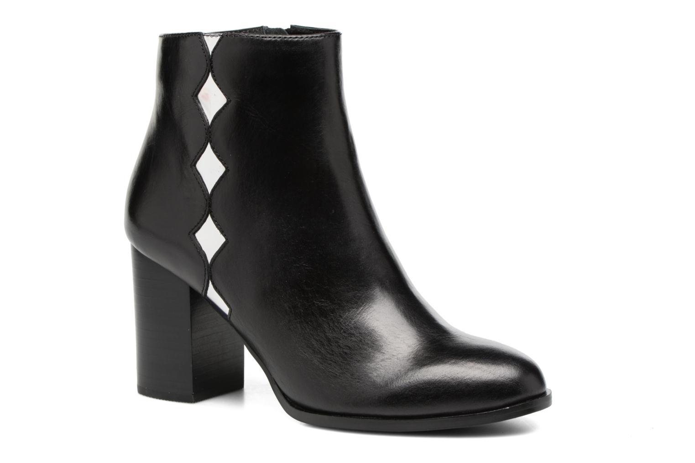 Bottines et boots Mellow Yellow Ceanothe Noir vue détail/paire